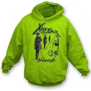 X-Ray Spex - Adolescents  Hooded Sweatshirt