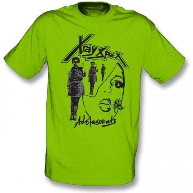X-Ray Spex - Adolescents Original 70's Tshirt
