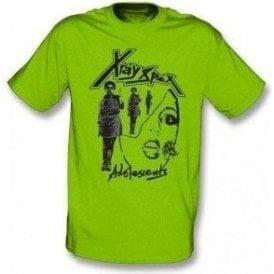 X-Ray Spex - Adolescents Original 70's Tshirt