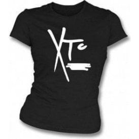 XTC - Logo Womens Slim Fit T-Shirt