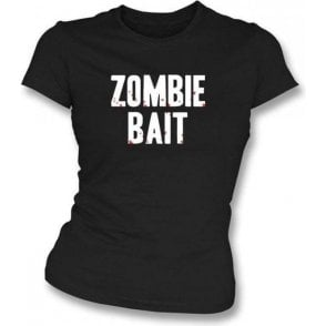 Zombie Bait Women's Slimfit T-shirt