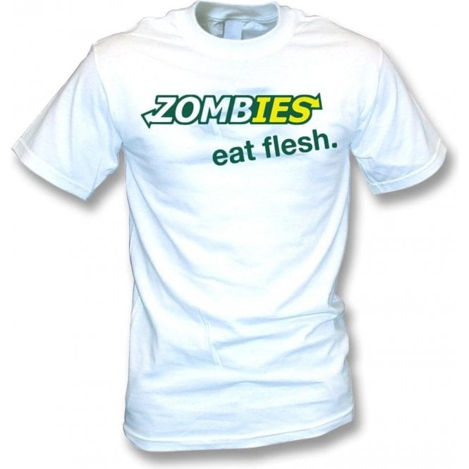Zombies - Eat Flesh T-Shirt